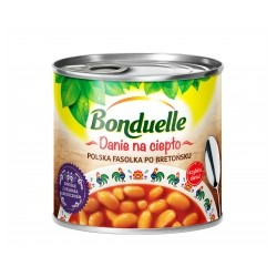 CANNED WHITE BEAN IN TOMATO SAUCE 430 G (12 szt.)