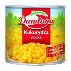 CANNED CORN 400 G (6 szt.)