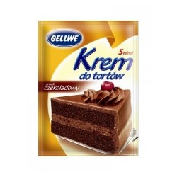 CAKE CREAM CHOCOLATE 140 G (12 szt.)