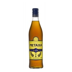 BRANDY METAXA 3* 36% 700ML CEDC 12 szt.