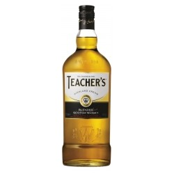 WHISKY TEACHERS HIGHLAND CREAM 40% 700ML STOCK 12 szt.