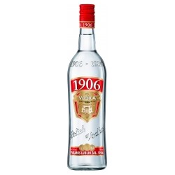 WÓDKA 1906 40% 700ML STOCK 12 szt.