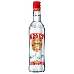WÓDKA 1906 40% 500ML STOCK 12 szt.