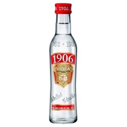 WÓDKA 1906 40% 200ML STOCK 20 szt.