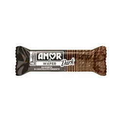 Amor & Wafer Dark 35 gr. x 24 szt. Karton